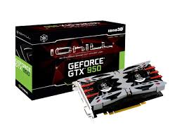 Card màn hình VGA Inno3D GeForce GTX950 iChill Ultra 2GB GDDR5 128 bits