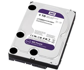 Ổ cứng WD Purple 4TB