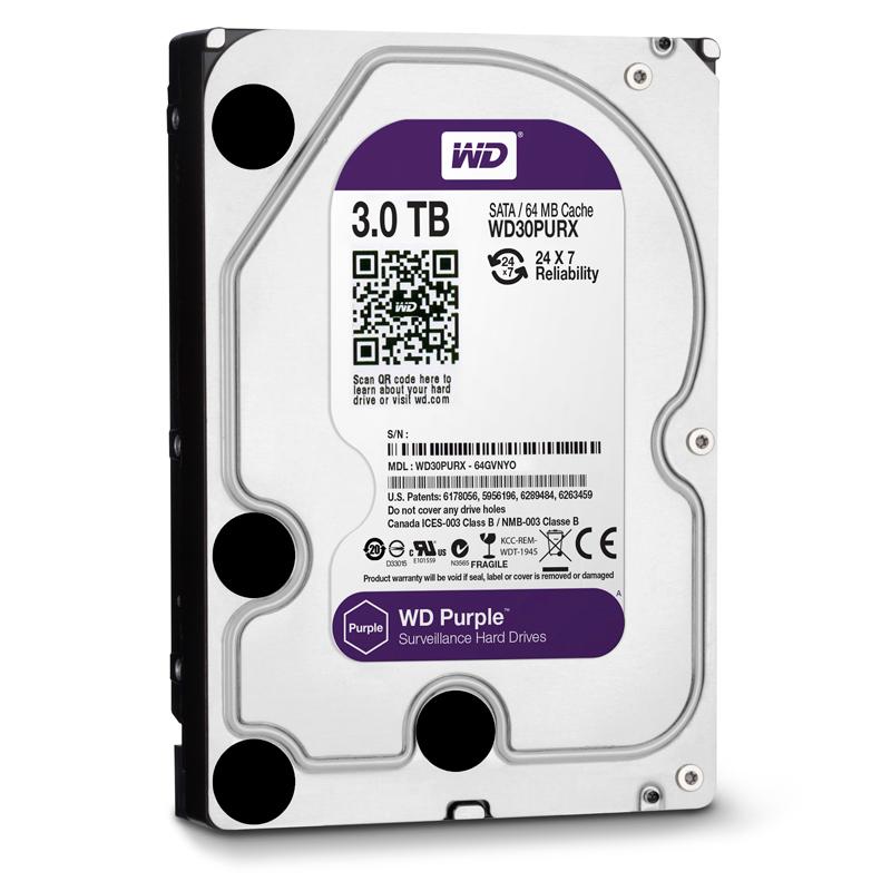 Ổ cứng WD Purple 3TB