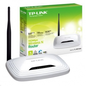 Modem Router wifi TP-Link TL-WR740N