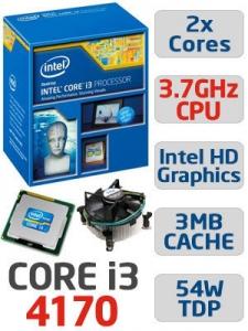 CPU Core i3 4170