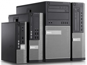 Case đồng bộ Dell Optiplex 390, Core i3