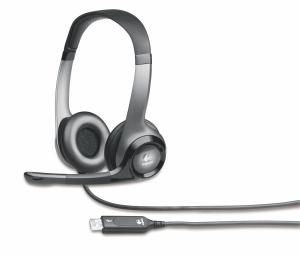 Headset logitech H570e