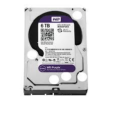 Ổ cứng WD Purple 6TB