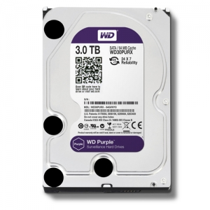 Ổ cứng HDD 3TB Western Digital Purple 3.5