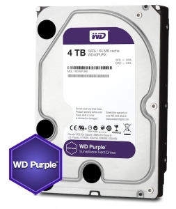 Ổ cứng HDD 4TB Western Digital Purple 3.5