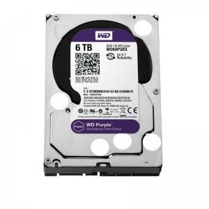 Ổ cứng HDD 6TB Western Digital Purple 3.6